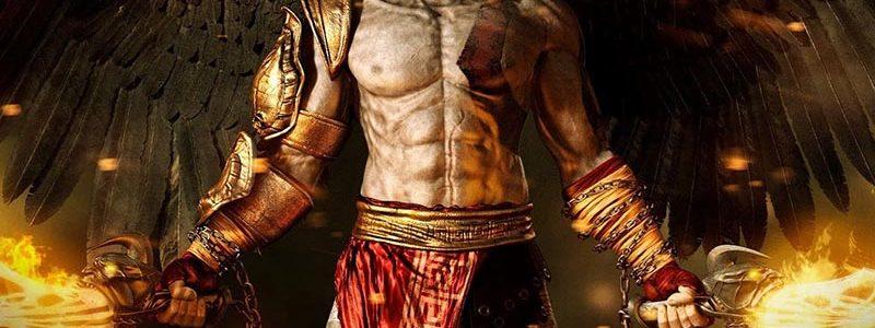 ชายผู้เป็นตำนานแห่ง God of War