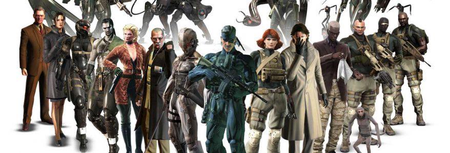 Metal Gear แนวแอ็คชั่นสุดมัน