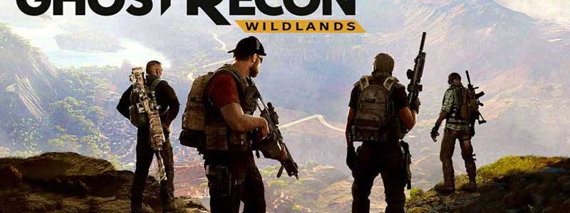 เกม Tom Clancy's Ghost Recon Wildlands