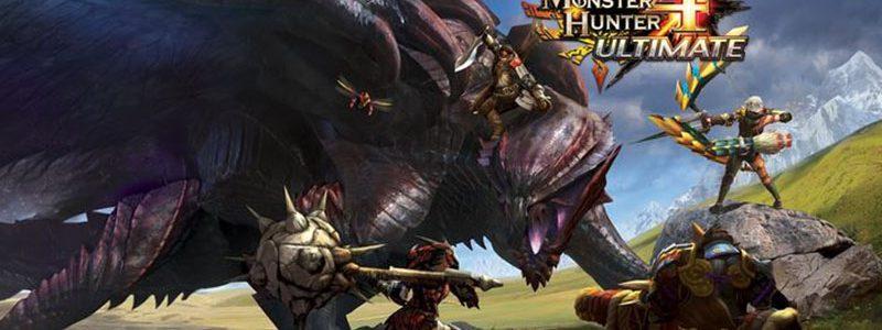 ล่ามอนสเตอร์ไปกับ Monster Hunter