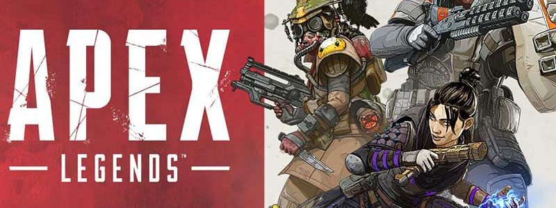 Apex Legends เกมเกรด AAA เปิดให้เล่น FREE!!